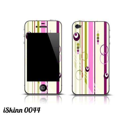 iPhone 4 4s Skin 0044 by Iskinn on Etsy, $14.99