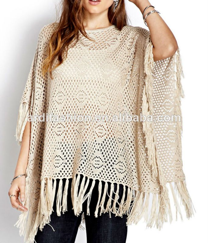 Best Poncho Sweater Patterns Crochet Poncho, Top cashmere poncho on ...