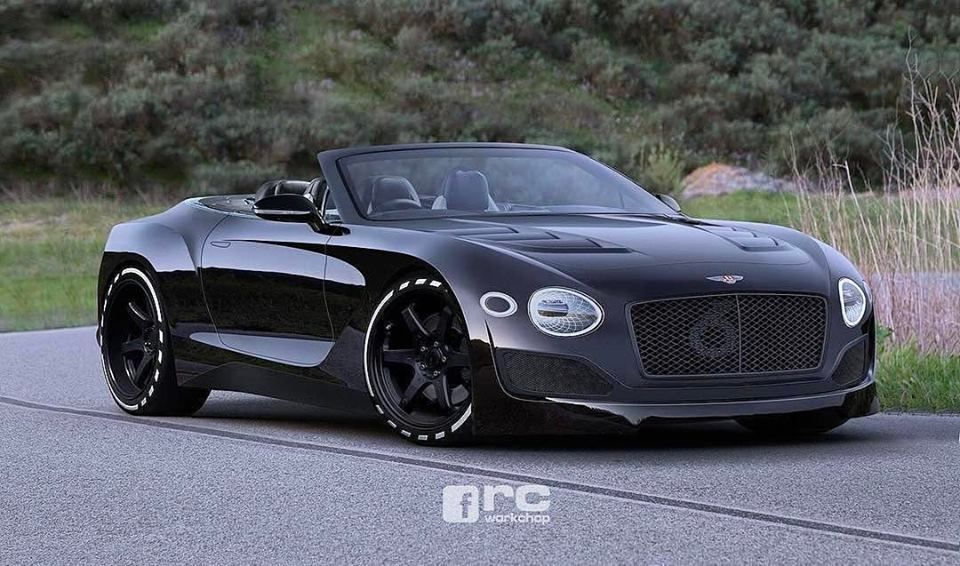 New Bentley By Dub Custom Sport Cars Supercars