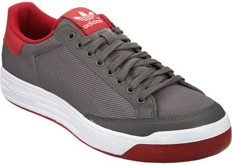 the best attitude 48323 9bc74 Adidas Rod Laver in Gray for Men (grey) - Lyst