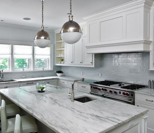 Grey Kitchen Marble: Marble Countertops Kansas City