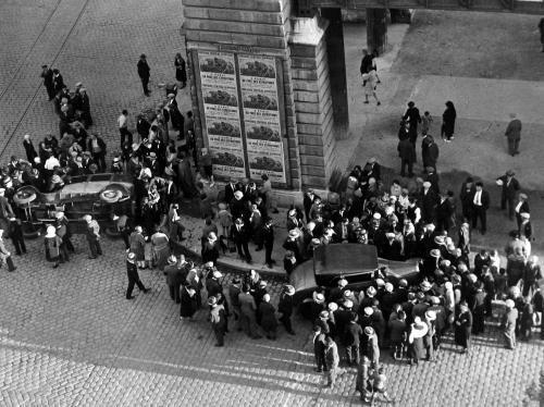 Brassai - L' Accident, c.1935