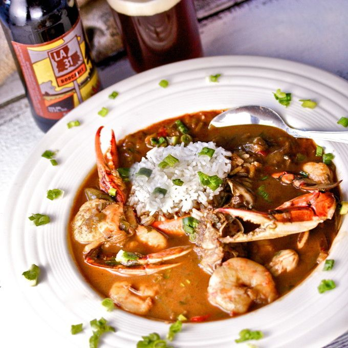Seafood Gumbo is a Cajun tradition of fresh flavors and spice.,  #Cajun #Flavors #Fresh #freshseafood #Gumbo #Seafood #seafoodindonesia #seafoodparty #seafoodpasta #Spice #Tradition