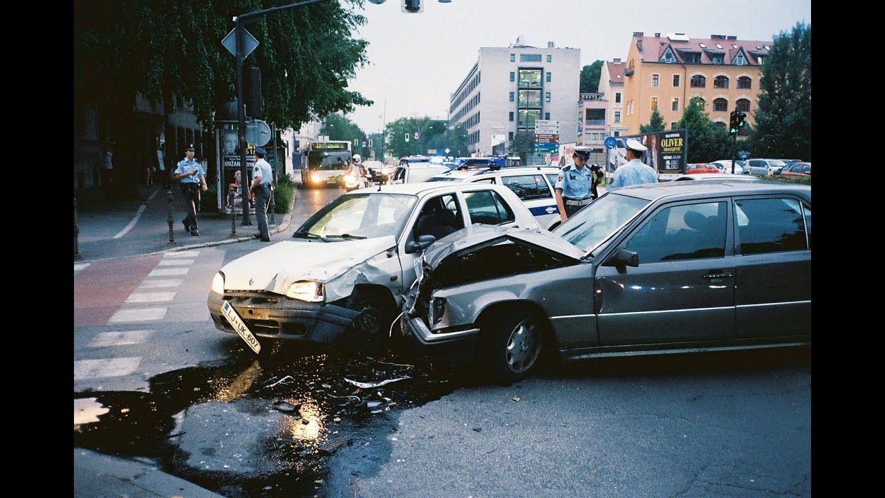 Shocking Car Crash Compilation Dashcam Footage 1
