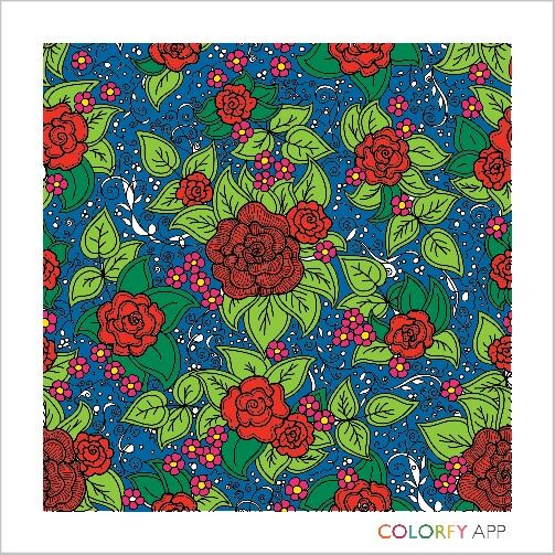 Pretty flower pattern act like i can cook pinterest pretty pretty flower pattern mightylinksfo