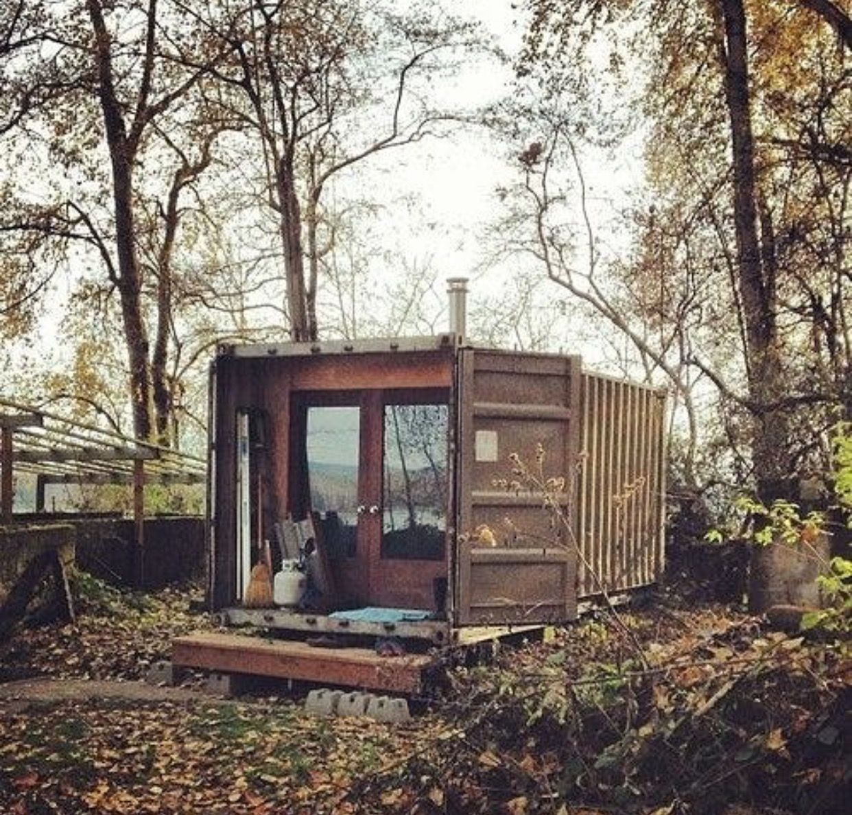Tiny Home Designs: Pin By Keith Friesen On Small Living In 2019
