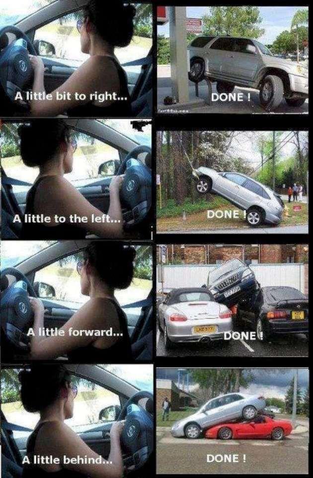 Funny Parking Fails 14 Pics Fabulous Pinterest Funny Humor