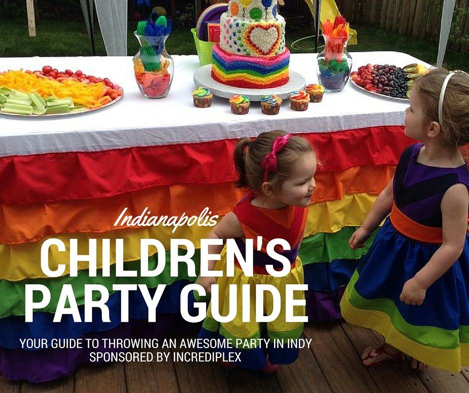 10 Great Places To Hold A Birthday Party In Indianapolis Birthday Party Locations Childrens Birthday Party Birthday Party Places