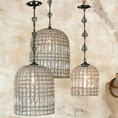 birdcage chandeliers - Google Search