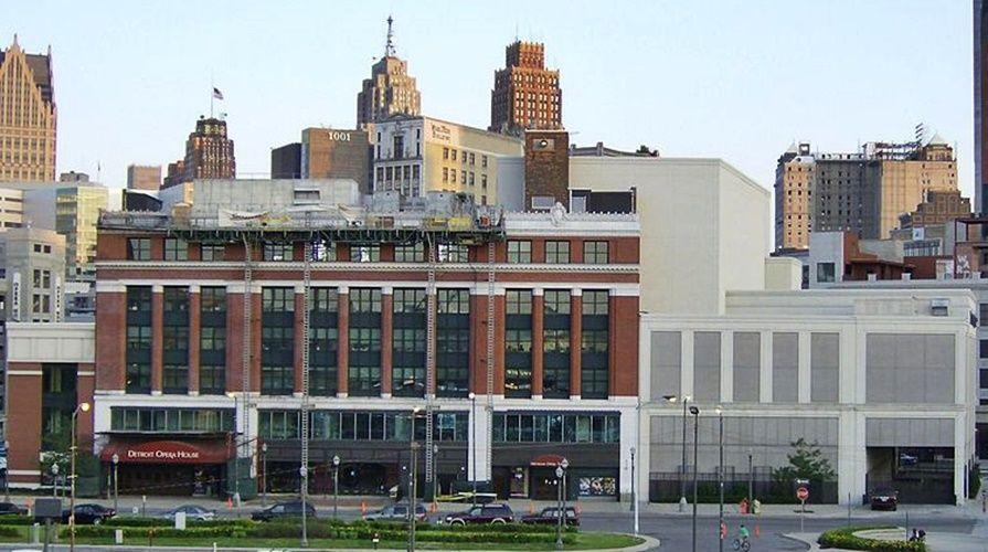 Detroit Opera House Detroit MI