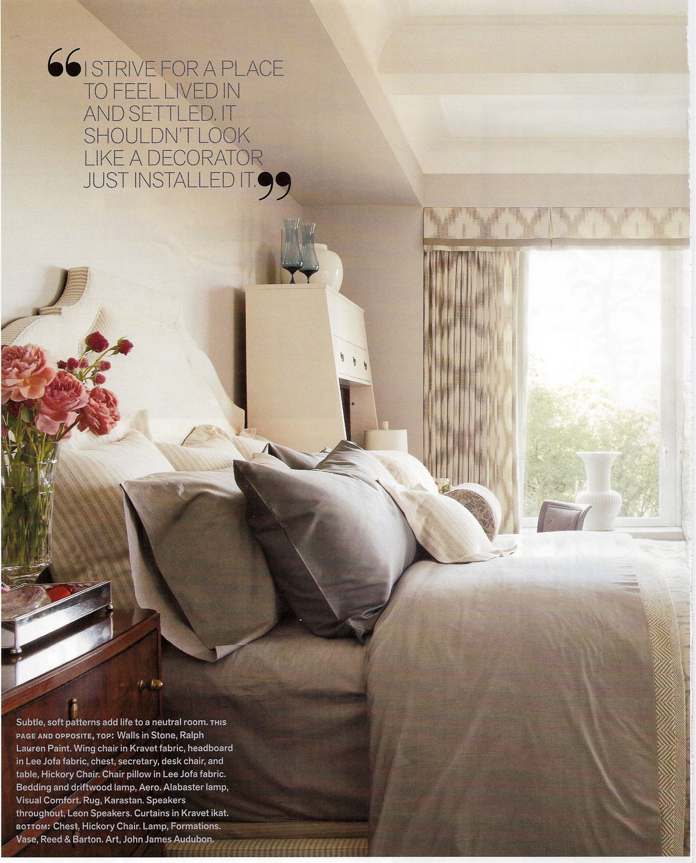 Interior Bedroom Magazine master bedroom veranda magazine jan feb 2012 design 2012