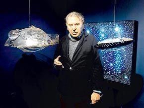 """Gyula Kosice:""""Tendremos que irnos a vivir a la Ciudad Hidroespacial"""""""