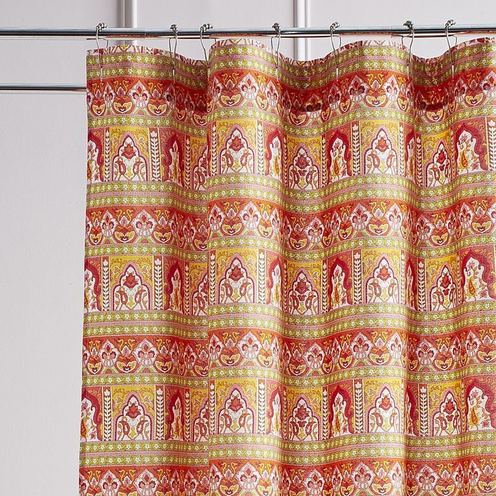 Pier 1 Imports Vibrant Arch Shower Curtain