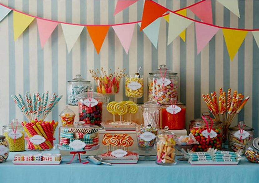 33 Budget Friendly Dessert Tables Ideas With Images Candy Bar