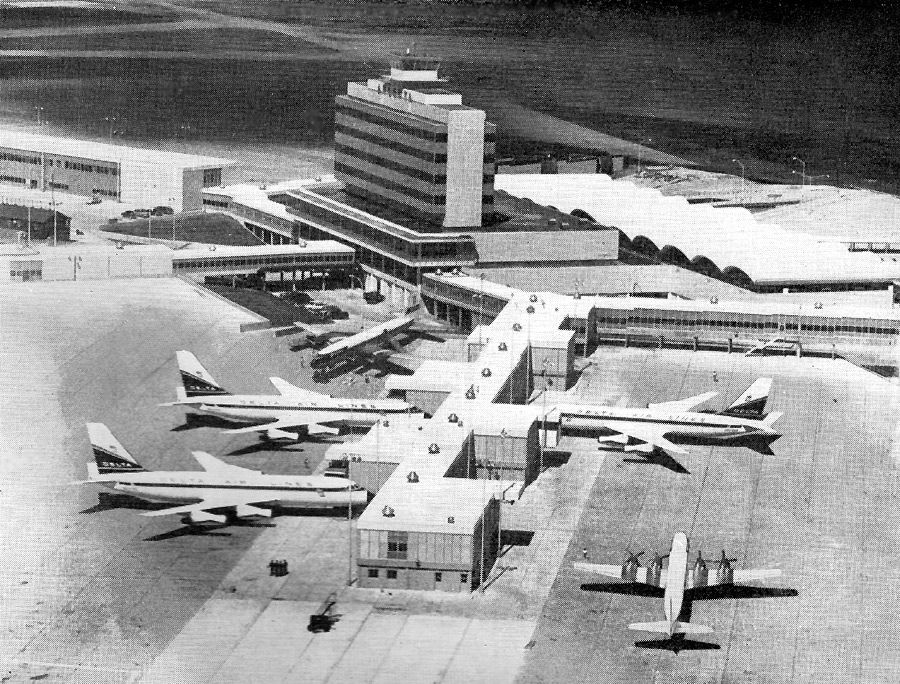 Atlanta Airport Airport For the Jet Age (With images