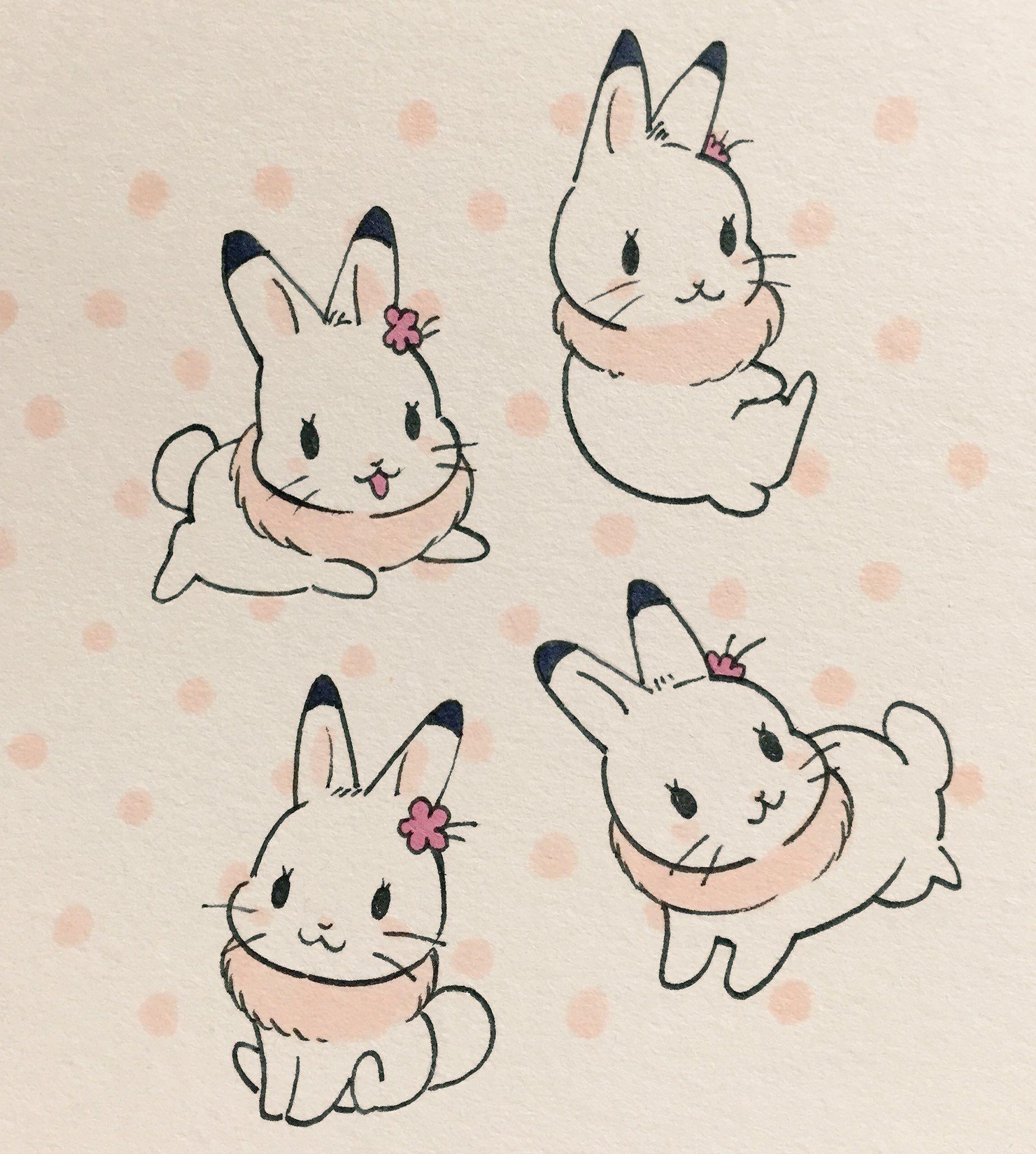 работаем корейские рисунки животных легко и красиво американцев подарки