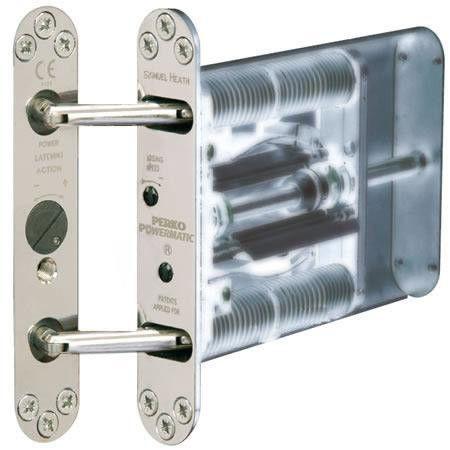 Perko R104 Power Door Closer Closed Doors Hollow Metal Doors Metal Door