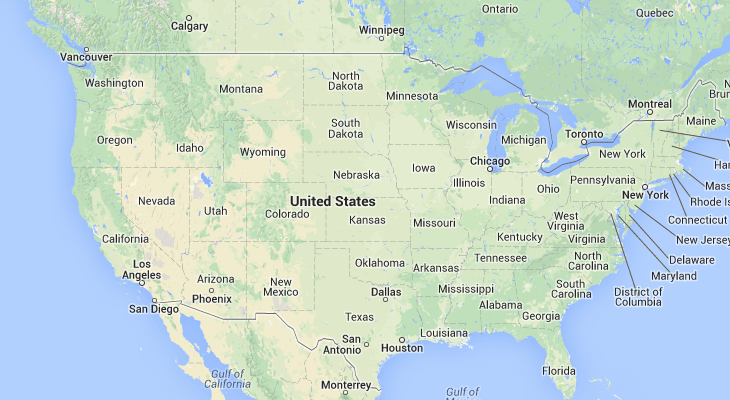 Diners, Drive-Ins & Dives: Flavortown USA is a Google Map of ...