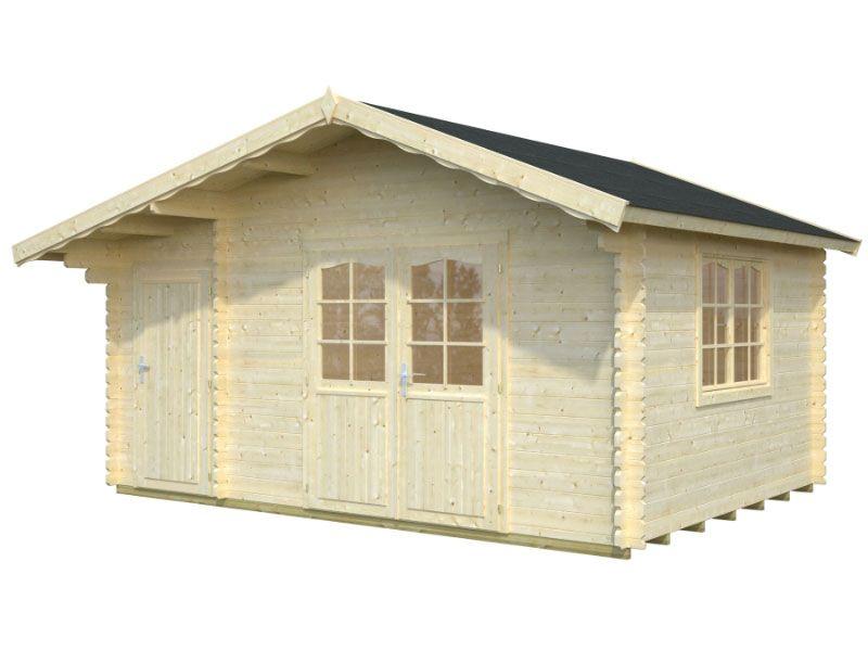 DIY Log Cabin and Shed Garden cabins, Diy log cabin, Shed
