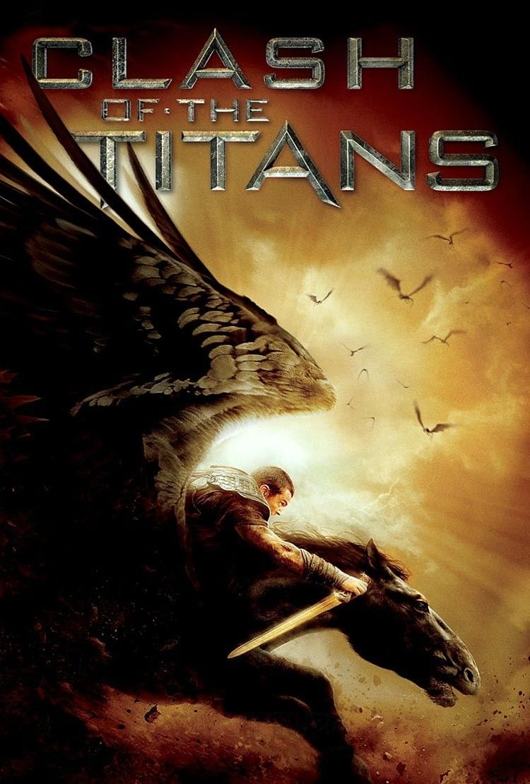 Clash Of The Titans Clash Of The Titans Best Movie Posters Movie Posters