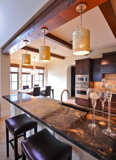 Contemporary Kitchen Design. NR Interiors San Antonio, TX.
