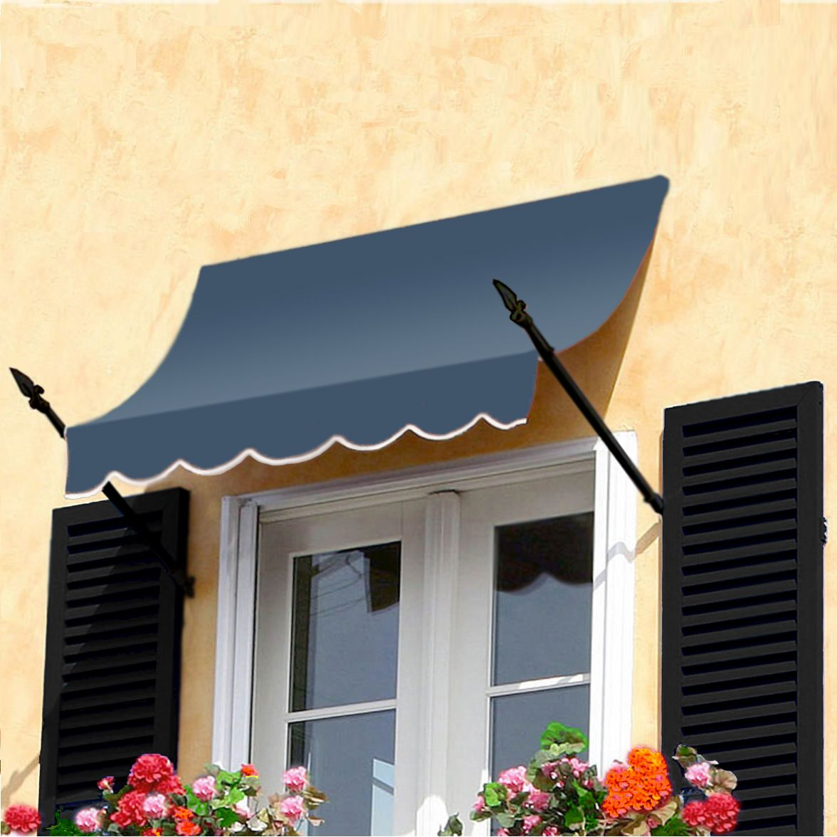 New Orleans Awning Awning Accessories Pool Decor