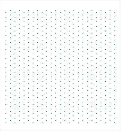 Printable | Isometric Dot Paper Printable