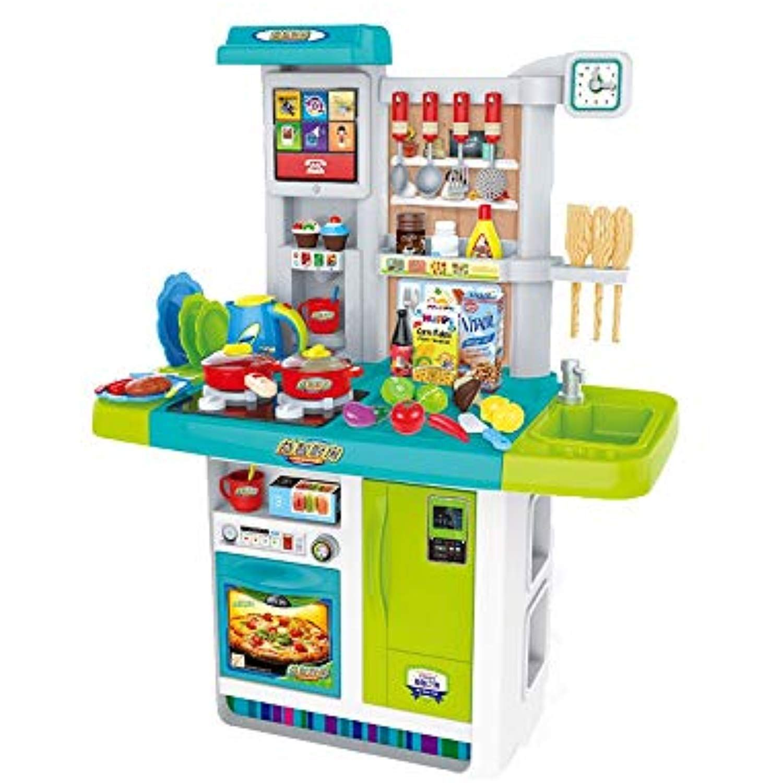 HAIZHEN Intellectual toy 2 Colors Children's Kitchen Toys ...