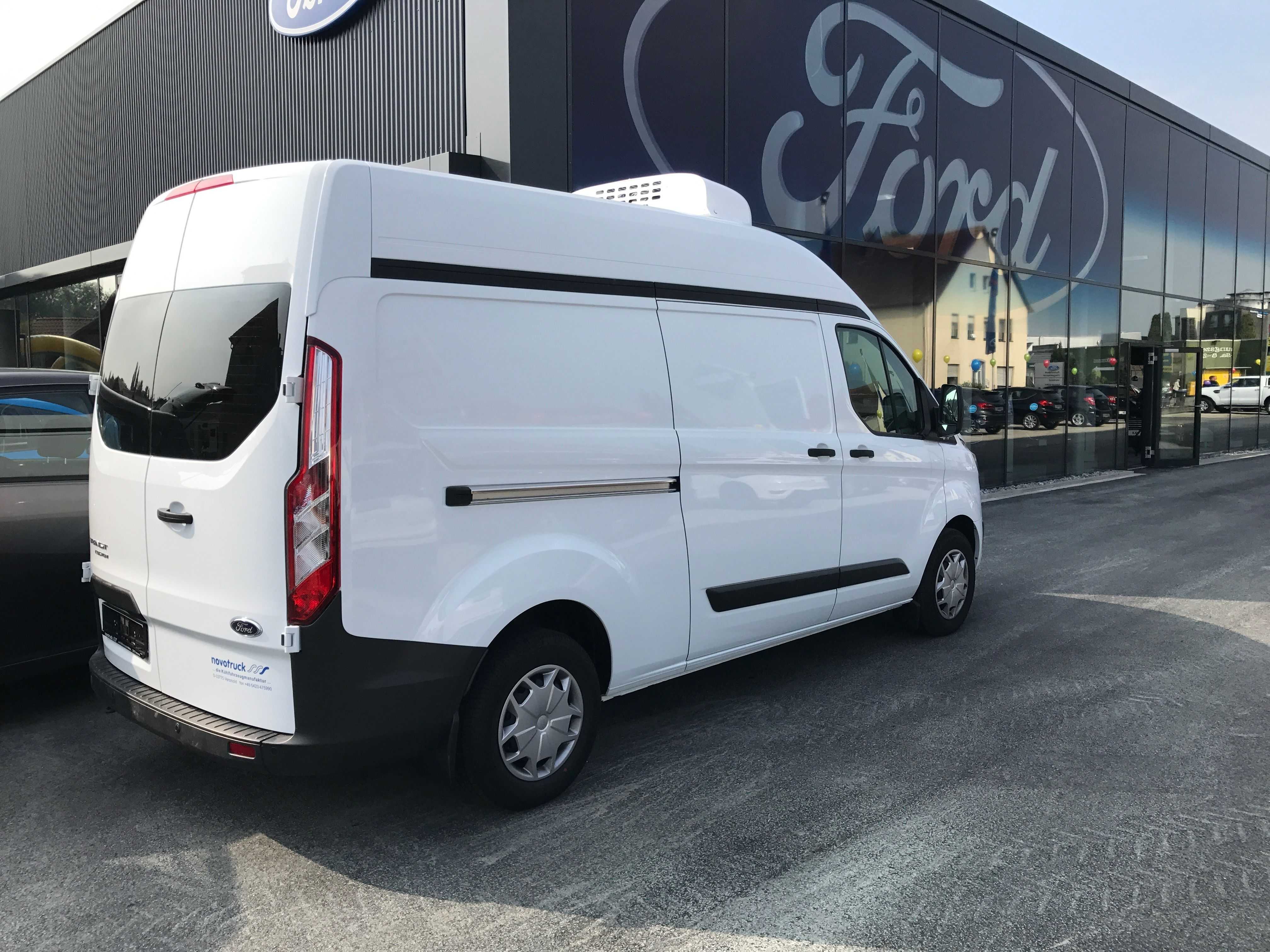 Ford Transit Custom L2 H2 Mit Gah Fahrzeugkalteanlage Fahrzeuge Wohnmobil