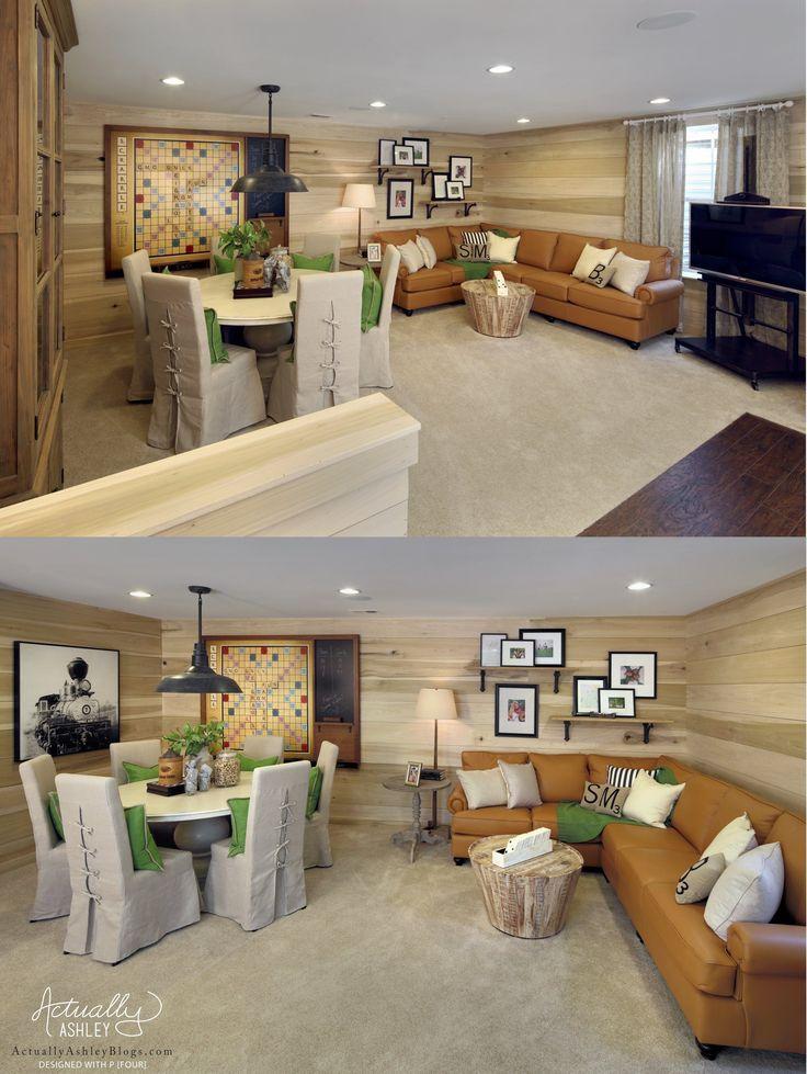 Professional Design Aspen Calahan Model Rustic Decor Pinterest Adorable Game Room Ideas For Basements Model