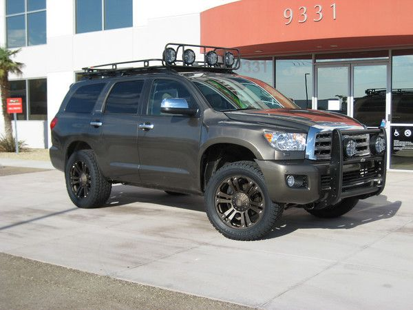 Have You Seen A New Lifted Sequoia Page 2 Toyota Tundra Forums Toyota Tundra Toyota Sequoia