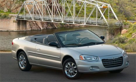 Sebring Convertible Silver Of Course My 50th Birthday Wish Sebring Convertible Chrysler Sebring Chrysler