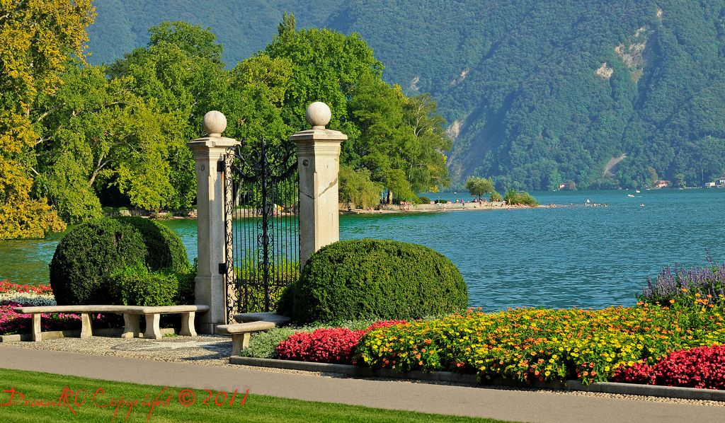 L U G A N O - Parco Ciani | Parco Ciani, Lugano Affacciato s… | Flickr