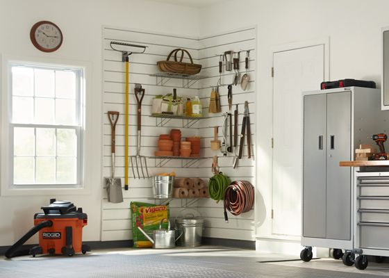 7 Ideas for Garden Tool Storage and Organization is part of Home garden Tools - If you dream of an organized garden tool storage area, now is a great time to knock this item off your todo list