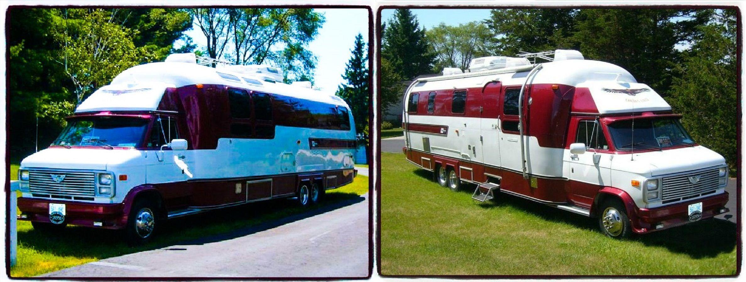 Vintage Airstream Motorhome Rvoccouk Forum