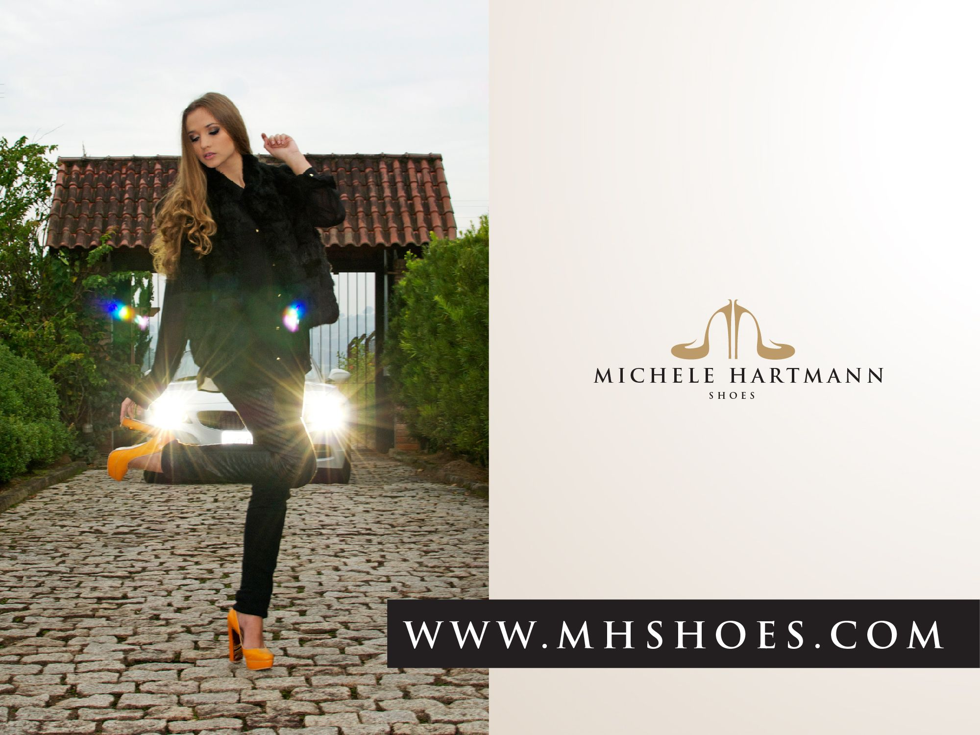 Cliente Michele Hartmann Shoes www.mhshoes.com