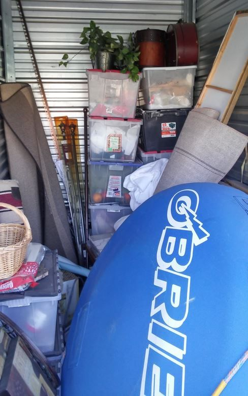 Great Storage Auction Ending Soon At Mesa Rv Boat Self In