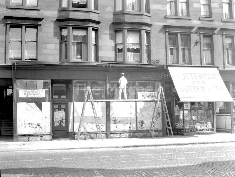 Health Safety At Dumbarton Road Glasgow Scotland Glasgow