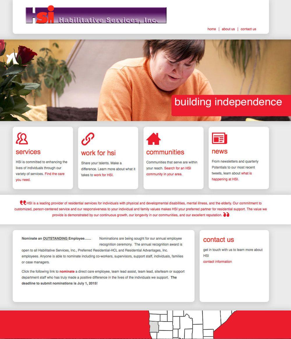 Responsive Website Re-Design & CopywritingResponsive Web Site Design