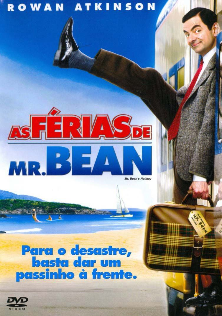 As Ferias De Mr Bean 494 Com Imagens Posteres De Filmes