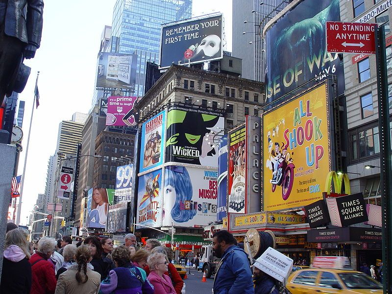 New York Broadway Off Broadway Singers Perform For Yolanda Victims New York Broadway Broadway Nyc Usa Places To Visit