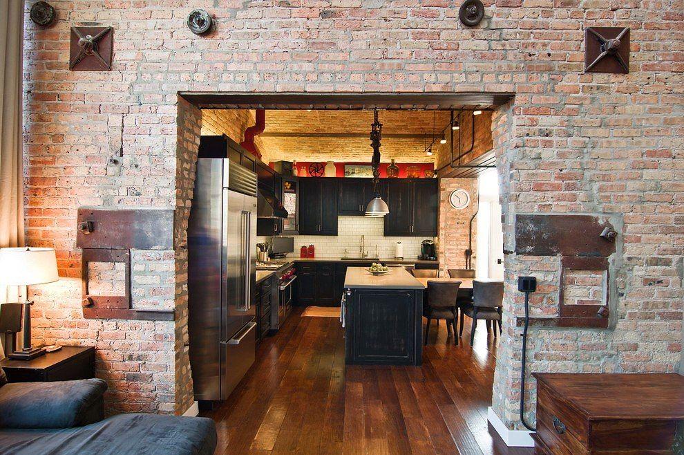 design interior loft decor usa chicago home design