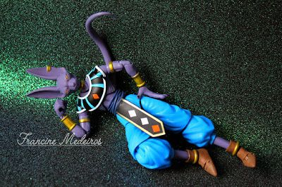 S.H. Figuarts Beerus - Day By Day