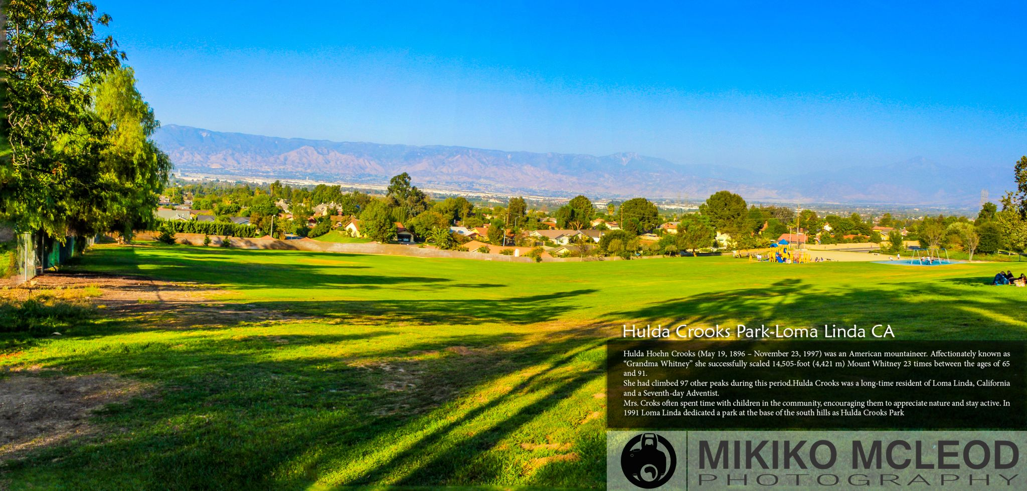 Hulda Crooks Park by Mikiko McLeod | Mikiko Mcleod Photography | Pinterest  | Park and Photography