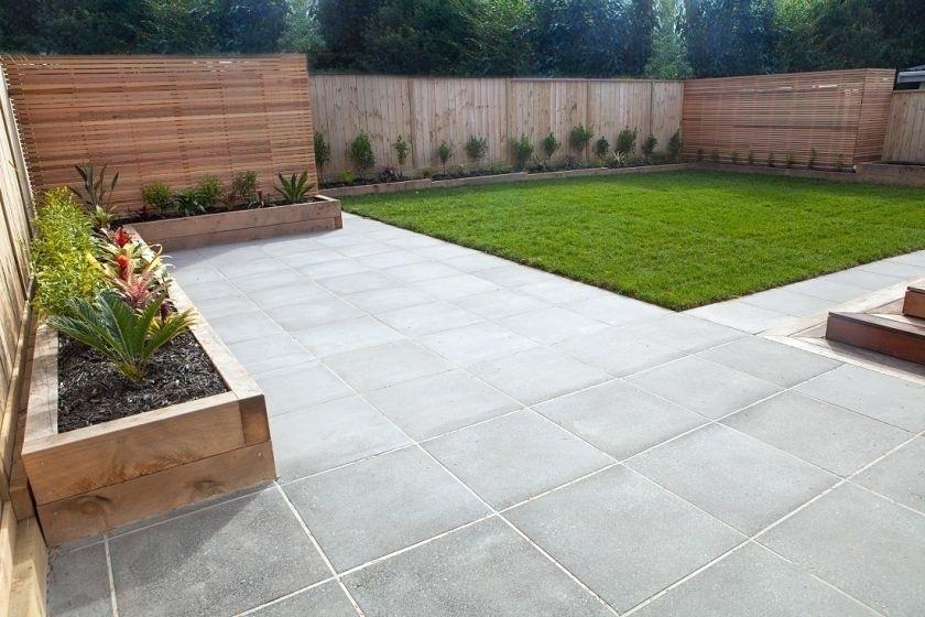 Patio 24x24 Stones Home Depot Design Concrete Pavers Price Rona