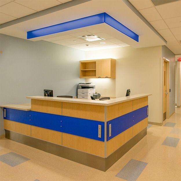 Lumicor Wayfinding South Shore Medical Center, Weymouth, MA