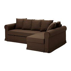 Moheda Corner Sofa Bed Blekinge Brown Width 96 7 8 Depth 59 Height 36 5 246 Cm 150 93
