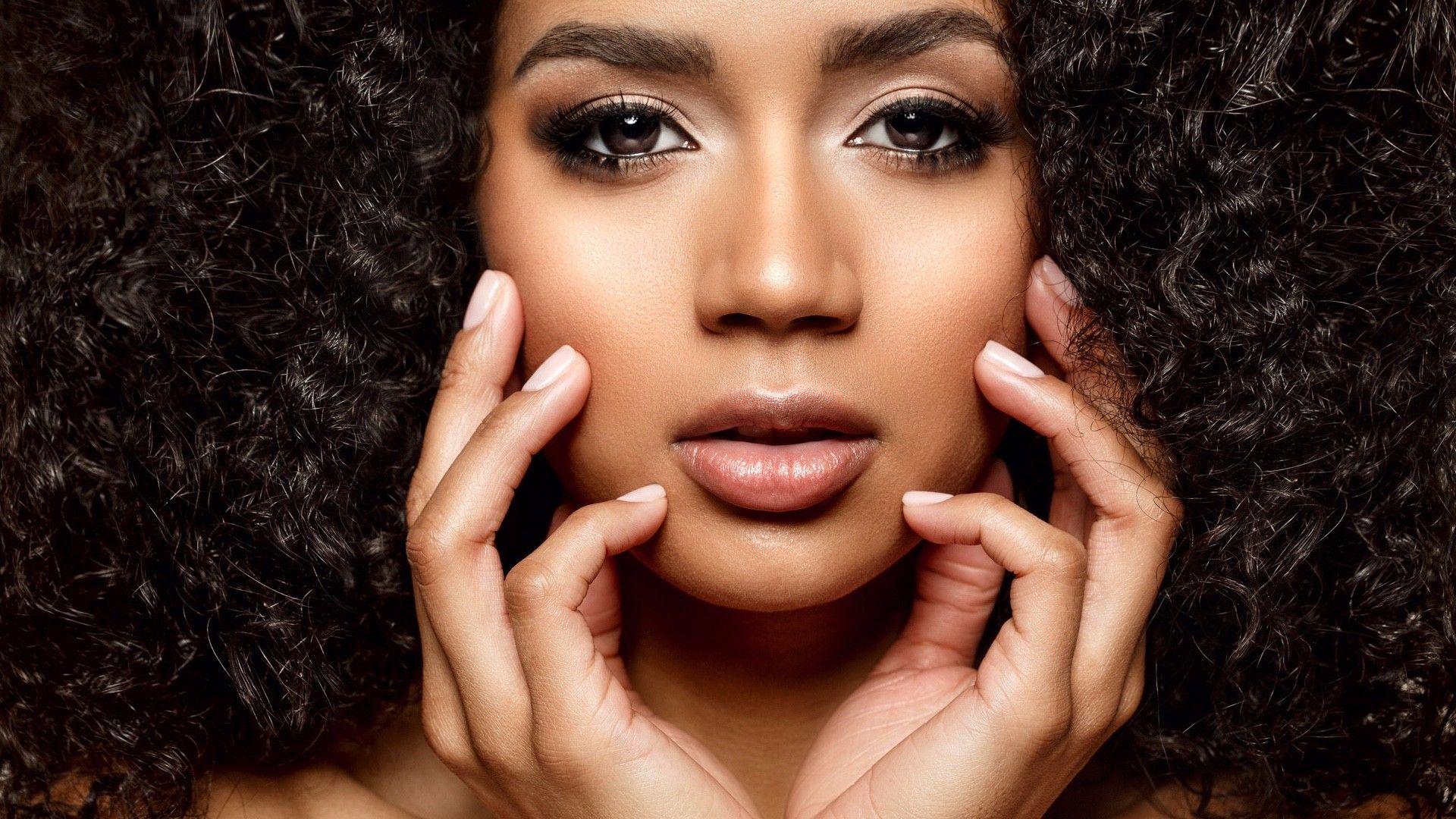 Chestnut Brown Micro Bead in 2020 Makeup tips, Dark skin