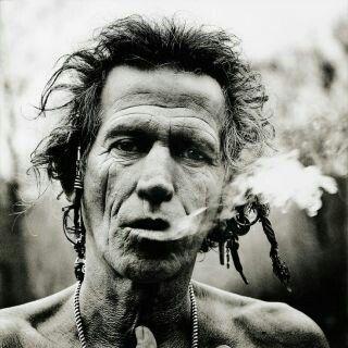 Bildergebnis für fotos von keith richards als raucher