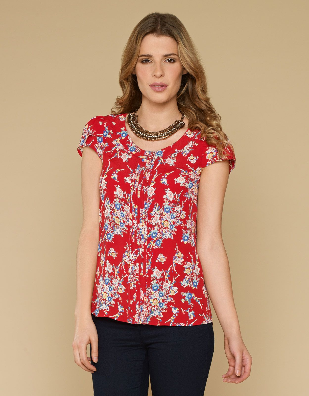 Wendy Shell Top | \'Monsoon Accessorize Holiday\' | Pinterest